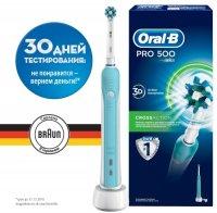 ������������� �������������� ������ ����� BRAUN Oral-B Pro 500 CrossAction