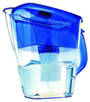 Купить Фильтр кувшин для воды Барьер Гранда в Казани. Доставка по России и Белоруссии