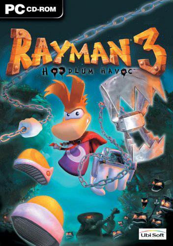 Screens Zimmer 2 angezeig: Rayman 3 Hoodlum Havoc PC