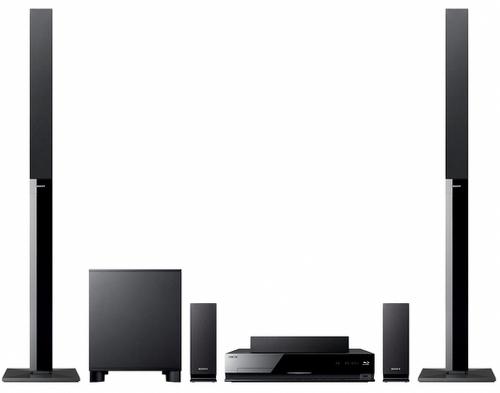 Домашний кинотеатр; акустика: 5.1; мощность фронтальных колонок 2х108 Вт; соединение с DVD...