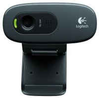 ���-������ LOGITECH HD WEBCAM C270