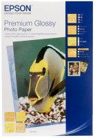 ������ EPSON PREMIUM GLOSSY PAPER 255 �/�² C13S041706
