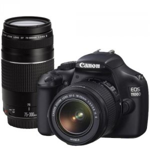 ���������� ����������� CANON EOS 1100D Double Kit 18-55DC + 75-300DC