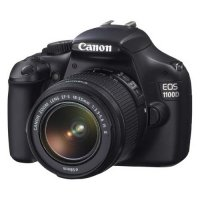 ���������� ����������� CANON EOS 1100D kit 18-55 IS Black