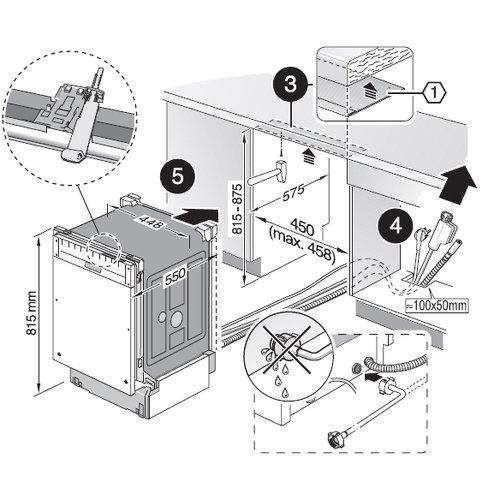 Инструкцию dosch sps63m02ru