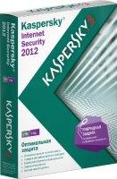 ��������� KASPERSKY Internet Security 2012 1��/1�. BOX RU