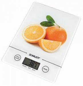 Весы SCARLETT SC-1213 (Апельсин)