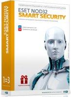 ��������� ESET NOD32 Smart Security+ Bonus 3��/1�
