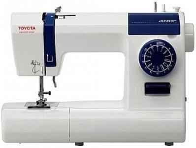 Швейная машина TOYOTA ECO 15 C JEANS