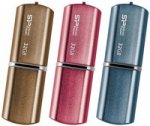 USB-������ SILICON POWER LuxMini 720 32Gb