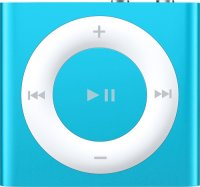 MP3-����� APPLE iPod Shuffle 2Gb Blue MD775RP