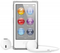 MP3-����� APPLE iPod Nano 7 16Gb Silver MD480