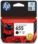 �������� HP 655 Black CZ109AE