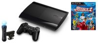 ������� ��������� SONY PlayStation 3 Super Slim 500Gb+PS Move+Eye Camera+Sport Champions 2
