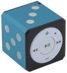 MP3-����� QUMO Cuby 4 Gb Blue