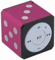 MP3-����� QUMO Cuby 4 Gb Pink