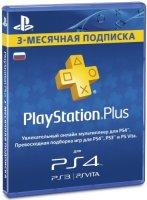 ����� ������ SONY PlayStation Plus Card 90�Days. �������� �� 90�����