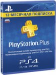 ����� ������ SONY PlayStation Plus Card 365 Days. �������� �� 365 ����