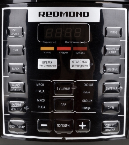 рецепты для мультиварки redmond rmc m110 скачать