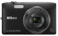�������� ����������� NIKON Coolpix S3500 Black