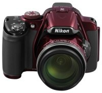 �������� ����������� NIKON Coolpix P520 Red