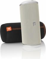 Портативная акустика JBL Flip White (FLIPWHTEU) - интернет-магазин Эльдорадо.
