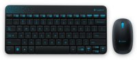 �������� ����������+���� LOGITECH Wireless Combo MK240 Black (920-005790)
