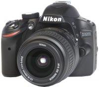 ���������� ����������� NIKON D3200 Kit 18-55 II Black