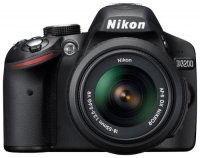 ���������� ����������� NIKON D3200 Kit 18-55 II Black