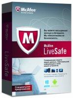 ��������� MCAFEE LiveSafe (��� ����������/1 ���/Multi-Device)