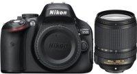 ���������� ����������� NIKON D5100 Kit 18-140VR Black