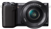 ����������� �� ������� ������� SONY Alpha NEX-5TL Kit 16-50 mm Black