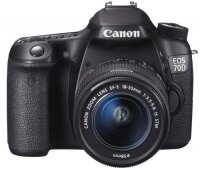 ���������� ����������� CANON EOS 70D Kit 18-55 IS STM Black