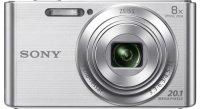 �������� ����������� SONY Cyber-shot DSC-W830 Silver