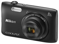 �������� ����������� NIKON Coolpix S3600 Black