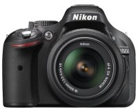 ���������� ����������� NIKON D5200 Kit 18-55 mm VR II Black