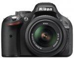 ���������� ����������� NIKON D5200 Kit 18-55 mm VR II Black