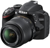 ���������� ����������� NIKON D3200 Kit 18-55 mm VR II Black