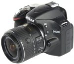 ���������� ����������� NIKON D3200 Kit 18-55 mm VR II Black