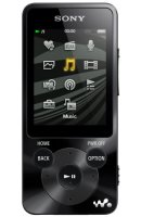 MP3-����� SONY Walkman NWZ-E584 Black