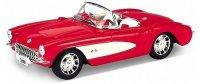 ������ ������ WELLY 1:34-39 Chevrolet Corvette 1957 ���� � ������������