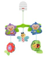 ������ FISHER PRICE ��������� �� ������������ ���� BHW59