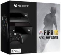 ������� ��������� MICROSOFT Xbox One 500Gb + ������ �inect 2 + Dance Central Spotlight + FIFA 15