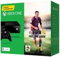 ������� ��������� MICROSOFT Xbox One 500Gb + FIFA 15