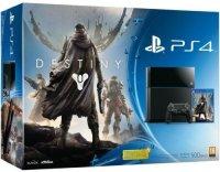 ������� ��������� SONY Playstation 4 500Gb + Destiny