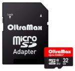 ����� ������ OLTRAMAX MicroSD 32Gb UHS-I(U1)