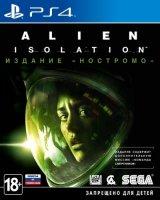 ���� ��� PS4 SEGA Alien: Isolation. Nostromo Edition
