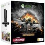 ������� ��������� MICROSOFT Xbox 360 E 500Gb + Kinect + Kinect Adventures + Forza Horizon + Kinect Sport + World of Tanks