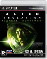 ���� ��� PS3 SEGA Alien: Isolation. Nostromo Edition
