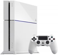������� ��������� SONY Playstation 4 500Gb White